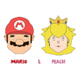 Mario and Peach by ClassyRaptor