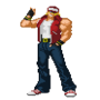 KoF Terry Bogard by ATICE