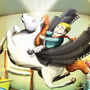 Unicorn getaway by Stelala