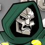 Dr. Doom by DeepFriedNeil