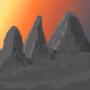 Mountains by Alexman159
