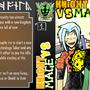 Knight VS Mage by Zoro-Chan