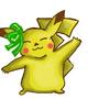 Pikachu by Yugurehime
