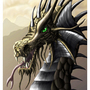 Golden Dragon by o-eternal-o