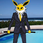 Sir Jolteon -- Class by SodomRequiem