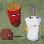 Aqua Teen Hunger Force by Rikert