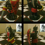 Chess Piece Human Race - Rook by 7darkriders