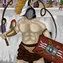 Gladiator by HugoVRB