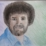 Bob Ross by TheDeliMan