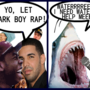 Shark Boy #1: Rap Battle by Renandchi2