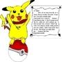 Pikachu! by Jatha