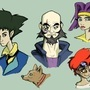 cowboy bebop by Emanhattan
