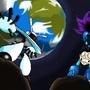 Galaxy Man Space Battle! by MentalMyles