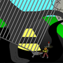 Dwarf hauling a whale by YomToxic