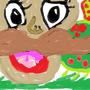 Caterpi Moustache by KrobbleGoo