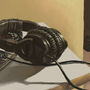 Still Life, HeadPhones by C0nker3