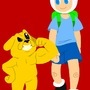 Finn n' Jake by Mario644