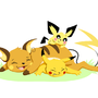 Attack of the Chus! by Clawshawt