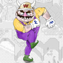 Bull Wario by wesley-johnson