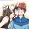 Pokemon: Hilda used PECK!