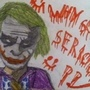 The Joker: Why So Serious? by WHOLEASS