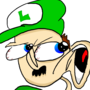Luigi! by GunboyIsAwesome