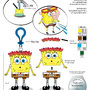 spondge bob concept toy watch by msg2007