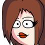 random female character by mikik