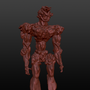 Sculptris experiment full body by Zanroth