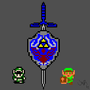 Hylian Armaments by Lictbringer