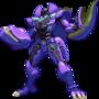 Sf3 Megatron Sprite by Diepod