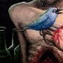 There's a bluebird in my heart by Johannek
