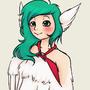 Snowpetrel by Chocobogirl