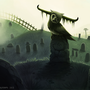 Graveyard Guardian - SP by Cryptid-Creations
