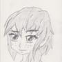 Elf Girl face by Supahmax