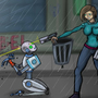 Robot execution by Rennis5