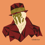 Rorschach from Watchmen by b2kdaman