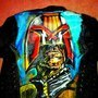 Judge dredd jacket by afiboy69