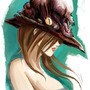 Monster Hat by FASSLAYER