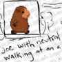 16-Bit Joe Walk Animation