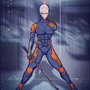 Gray Fox by Kaakaoraptori