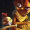 Scrafty and Scraggy