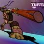 TMNT 2012 Donatello Poster by Mazzodan
