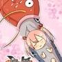 Salmon-chan by MagicalNekoLenLen