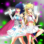 Panty and Stocking by bocodamondo