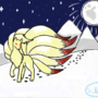Ninetails by Chibiroid