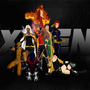 X-Men by Jo-Holding