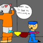 Bad Comics #1: Cavity Search by SkyrimFanboy98