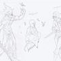 Character sheet by SmokeryDots