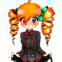 Misaki by FuzzyMelox